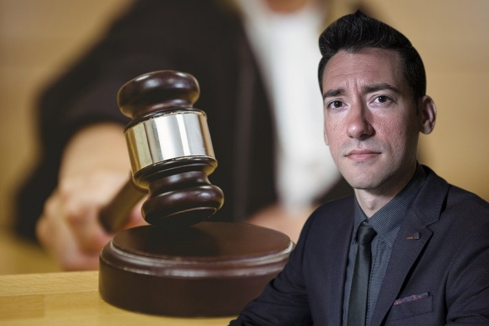 David R. Daleiden has been indicted on a charge of tampering with a governmental record and another related to purchasing human organs.