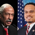 Rep. Jeff Conyers Jr. and Rep. Keith Ellison
