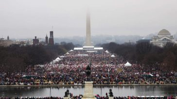 Women's March in DC