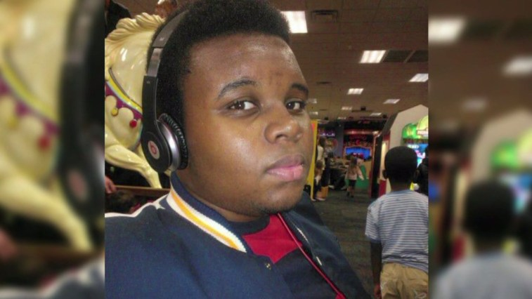 Mike Brown Jr. 18 Years Old