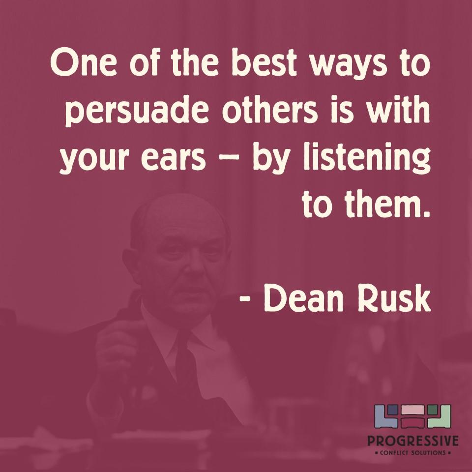 2015-08-24 Rusk on Listening