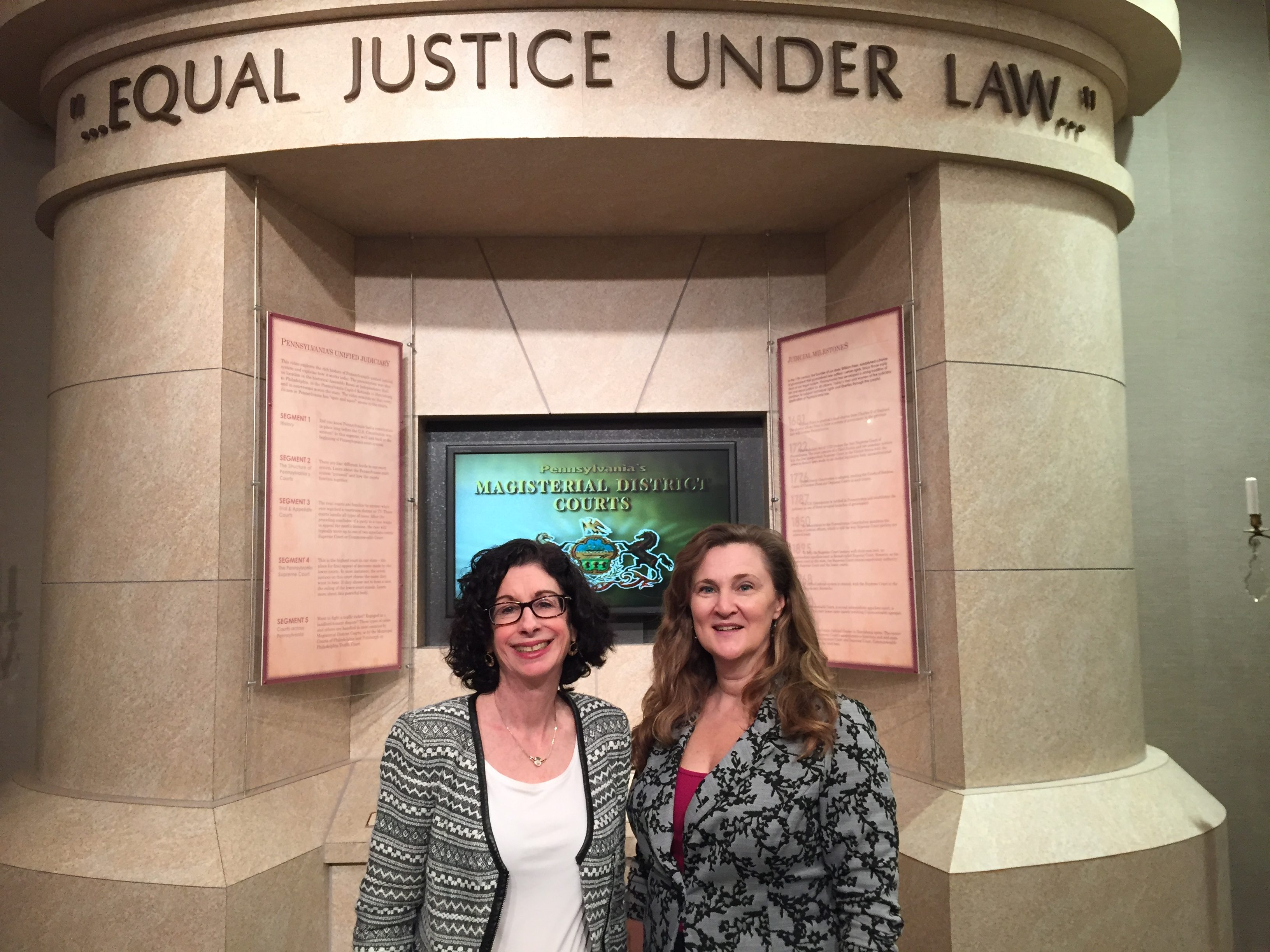 pa unified judicial