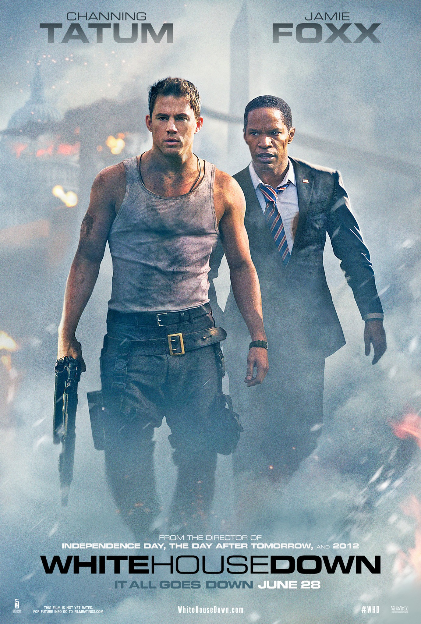 The RealLife Politics of White House Down  The Progressive Cynic