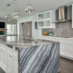 Kitchen Remodel Pictures Laminate Cabinet Doors Contemporary Bonita Springs Fl Progressive Design View Larger Image Waterfal Island In By Build