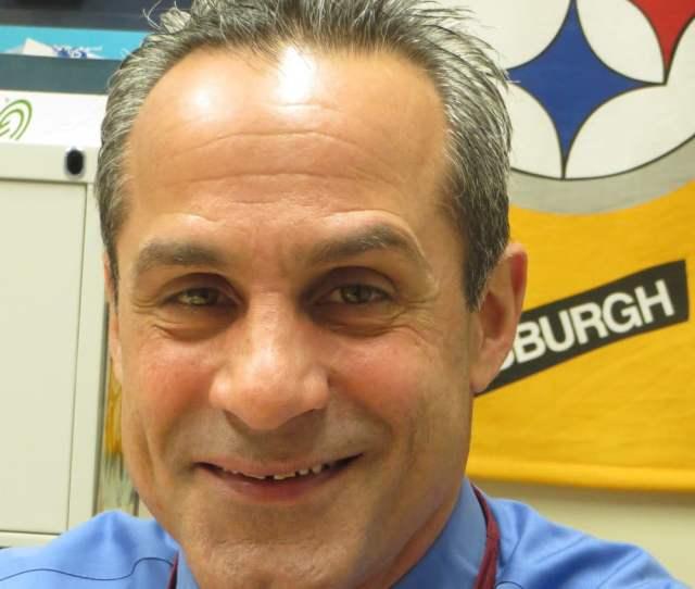 Photo Of Chris Collaros Board Member Of Pen