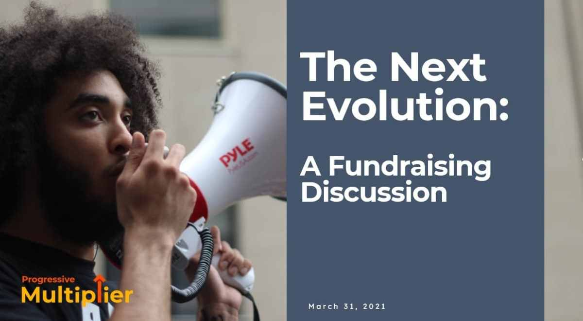 Next evolution of fundraising, The Next Evolution of Fundraising: A Discussion