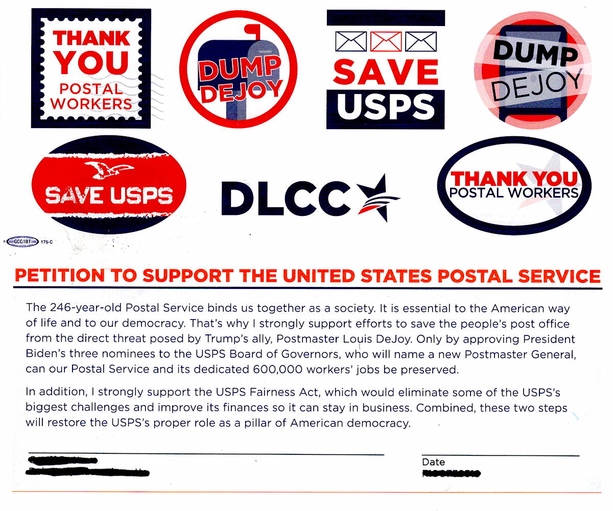 How not to Fix the Post Office or Government in General