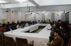 کوئٹہ: ''ادب اور سیاست'' کے عنوان پر سیشن اور مشاعرے کا انعقاد