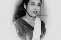 """نظم: """"ہم دیکھیں گے""""، اقبال بانو کی 81 ویں یوم پیدائش کے موقع پر"""