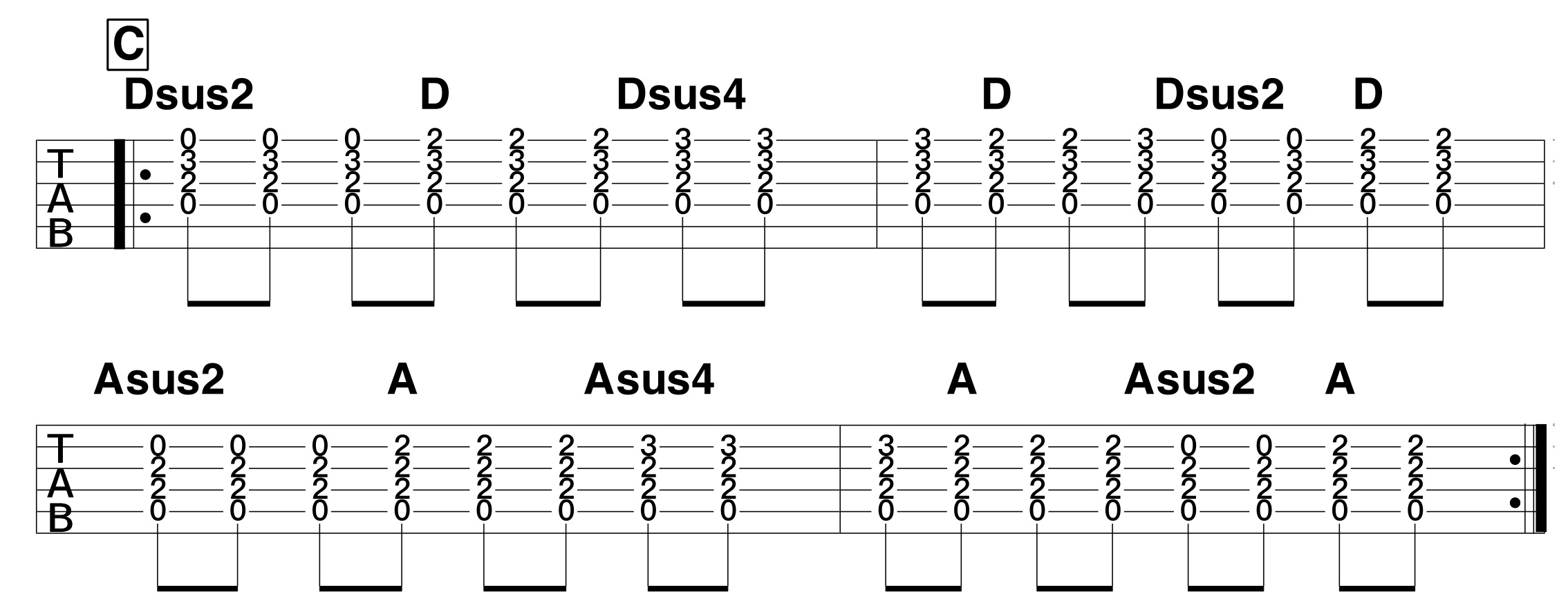 How To Spice Up Your Open Chords