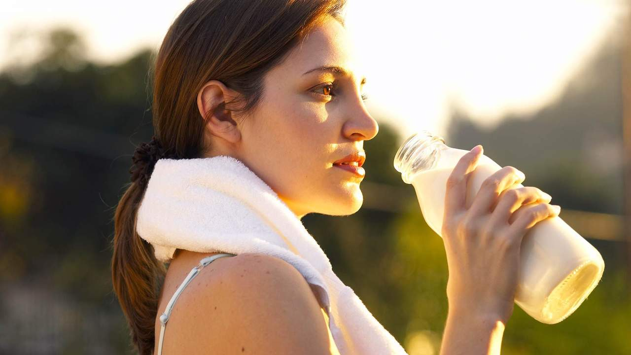 The Weirdly Hydrating Thing You Should Drink After a Workout