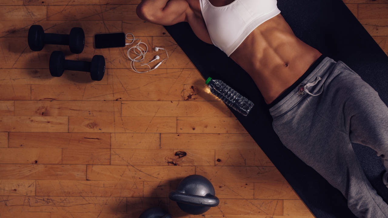 The 8 Best Lower Ab Exercises for That Hard to Tone Spot