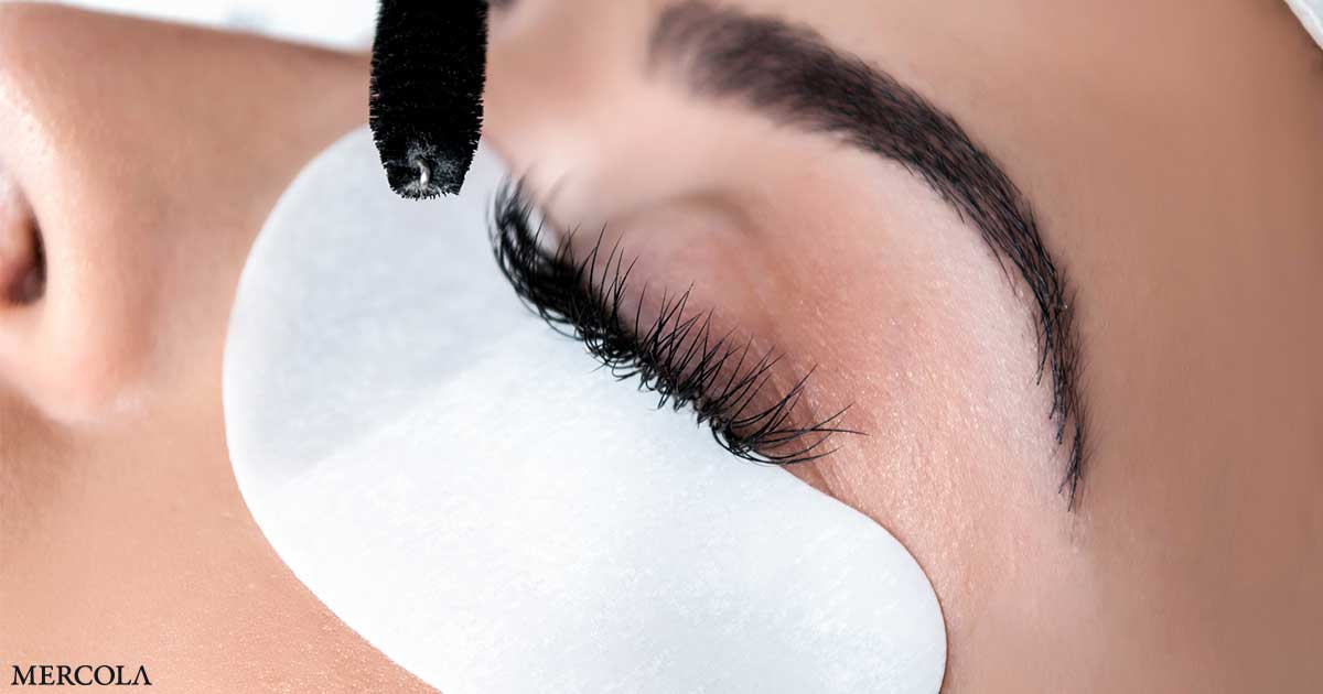 Potential Health Hazards of Eyelash Extensions