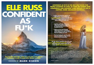 Guest Post: Elle Russ On Her New Book Confident As F***