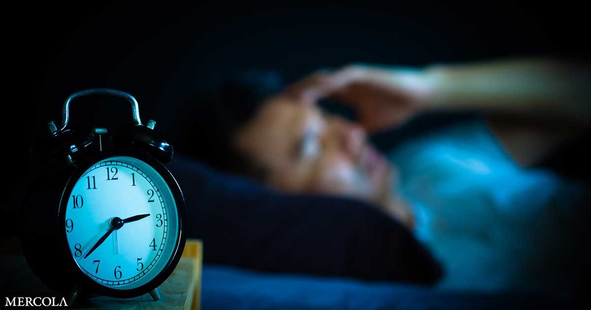 Less Than 5 Hours of Sleep Linked to Low Bone Density