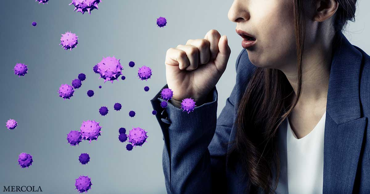 New App Requires Reporting of People Sneezing or Coughing