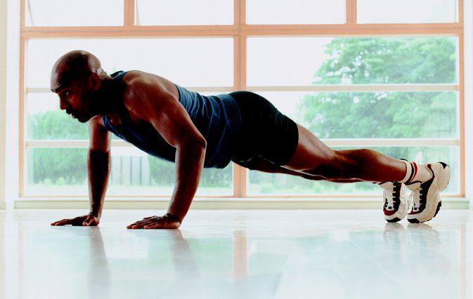 push up fitness