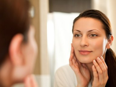 How to test your skin type at home