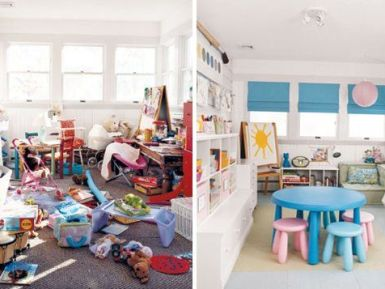 Clutter Control: 4 Ways to Keep Your Home Organized