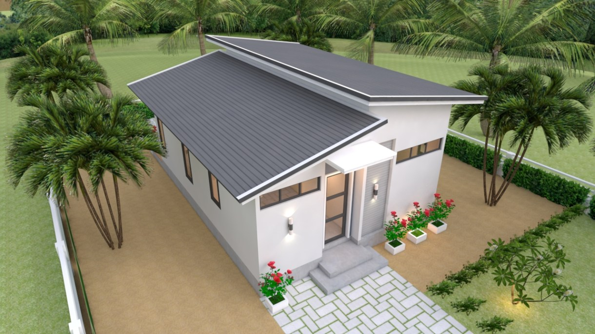 Studio House Plans 6x8 Shed Roof free download