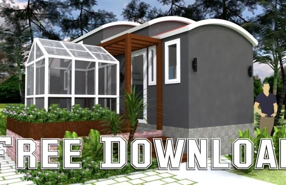 House Plans 2.5×8.5M 8x28F