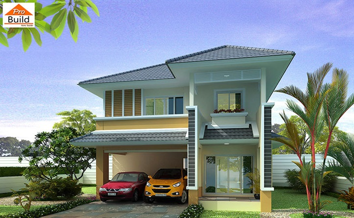 House Plans 8x10.5 with 4 Beds