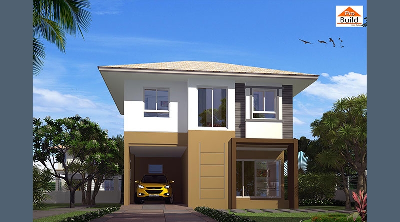 House Plans 8x6.5 with 4 Beds