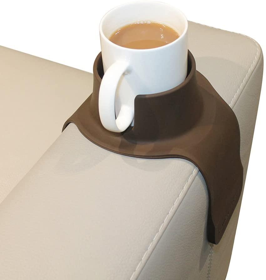 10 Best Sofa Arm Table Idea For Living Room