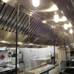Commercial Kitchen Hood Cleaning Unfinished Island Filters Service In Central Texas Pro