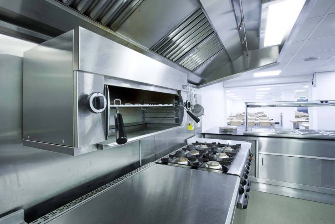 Exhaust Hood Cleaning | Pro Hood Cleaning - Austin Tx