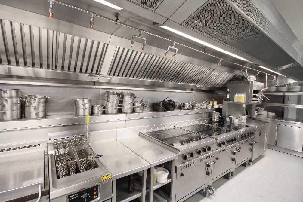 Gentil Kitchen Exhaust System Cleaning