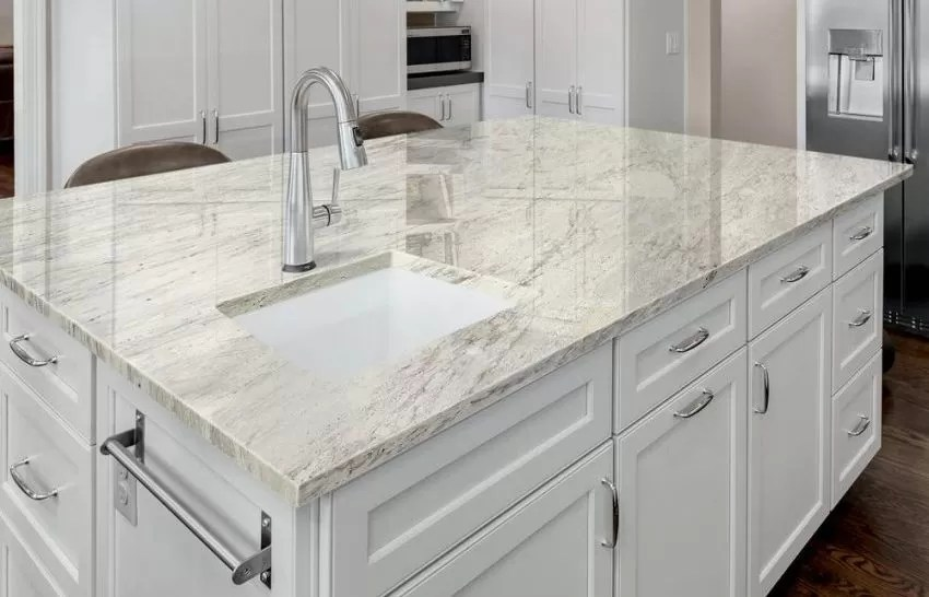 how to clean seal and polish granite