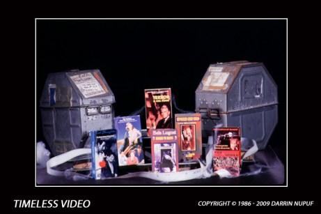 TIMELESS VIDEO PROMOTIONAL