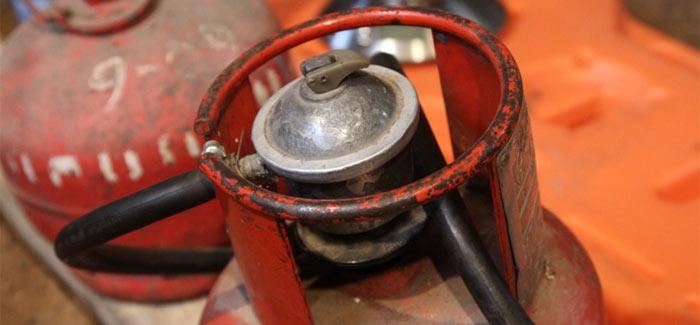 کجا برای تعمیر سیلندر گاز