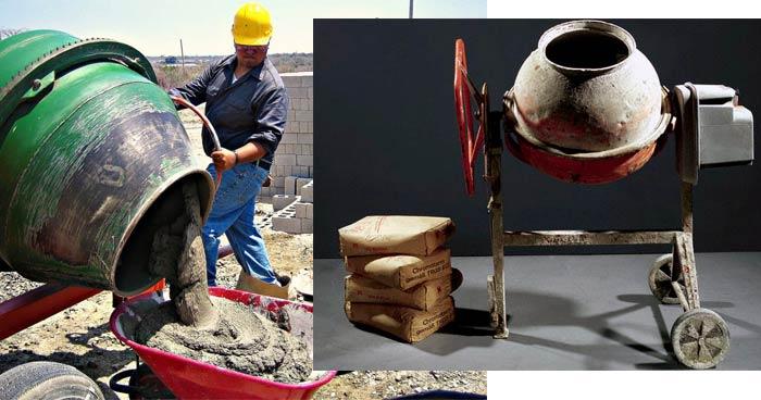 как правильно мешать раствор в бетономешалке