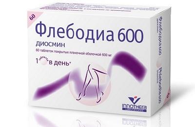 Tablete pentru varice