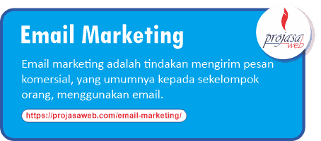 pengertian email marketing
