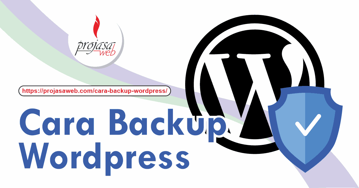 cara backup wordpress