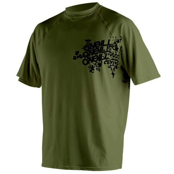 O'Neill Men's Rash Guard Swim Shirt ($25.99)