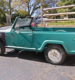 jeep commando for sale 1969 jeepster commando project for sale [ 1024 x 768 Pixel ]