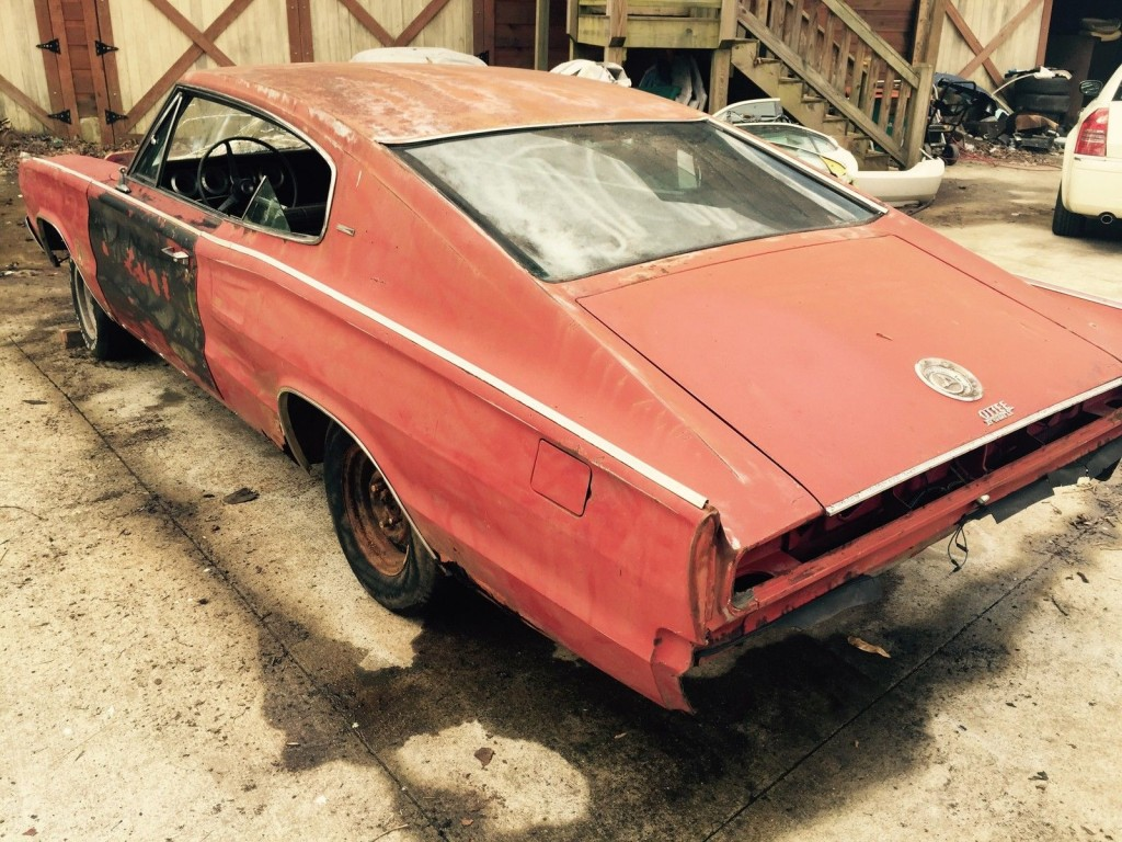 1967 Dodge Charger Body Parts