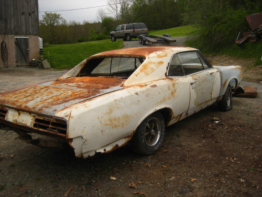 Pontiac Project Cars For Sale