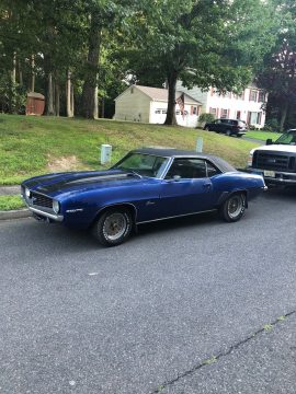 1969 Camaro Project Car For Sale : camaro, project, Chevrolet, Camaro, Listings, (Page