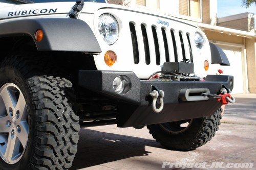 small resolution of lod jeep jk wrangler front winch bumper