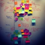Exemple White Board Avec Post It
