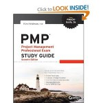PMP Exam Study Guide 7th Edition book cover