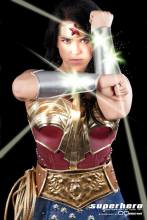 Superhero Creations Wonder Woman Cosplay 6