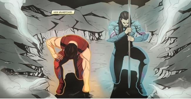 Guardians Comic Review 2