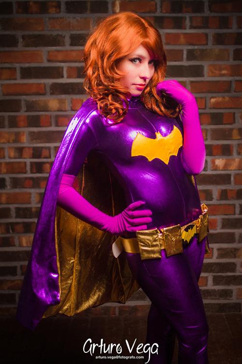 60s Style Batgirl Cosplay  ProjectNerd