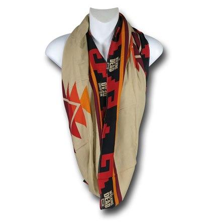 daryl scarf
